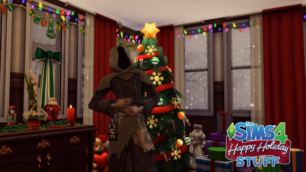 Mod The Sims: Happy Holiday Stuff! by simsi45