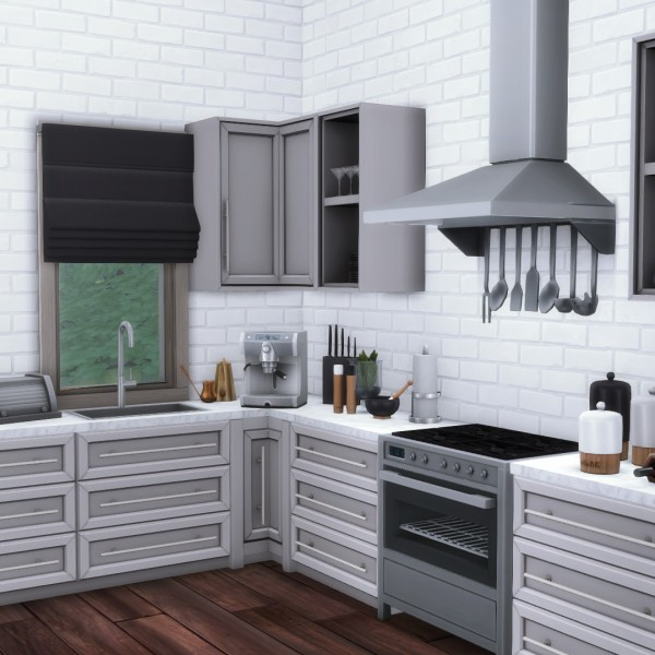 Simsational designs: Maxis Painted Brick   Basegame Wall in Fifty Colours