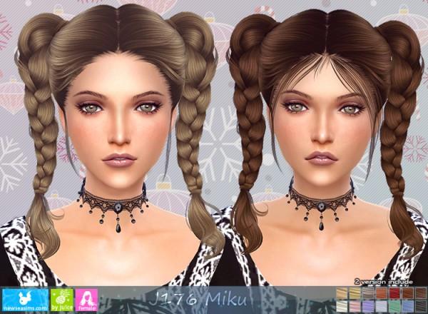 NewSea: J176 Miku Donation Hairstyle