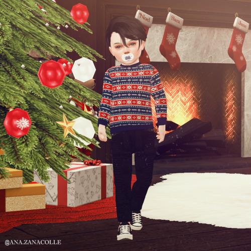 Ana Zanacolle: Toddler Sweater