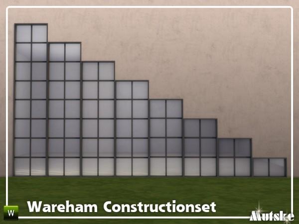 The Sims Resource: Wareham Constructionset Part 1 by mutske