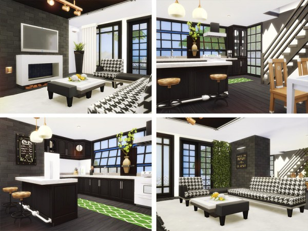 The Sims Resource: Jouko house by Rirann