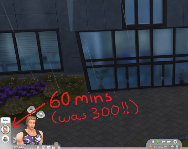 Mod The Sims: Faster Tutor Class in Discover University by StarTrekManiac2