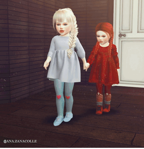 Ana Zanacolle: Do You Want To Build A Snowman Posepack
