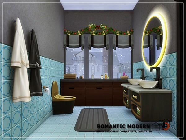 The Sims Resource: Romantic modern home by Danuta720
