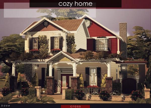 Cross Design: Cozy Home