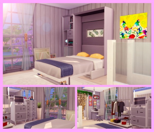Liily Sims Desing: Tiny Container (No CC)