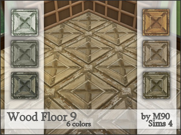 The Sims Resource: Wood Floor 9 by Mircia90