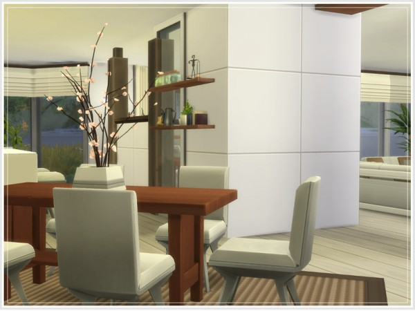 The Sims Resource: Anouck House no CC by philo