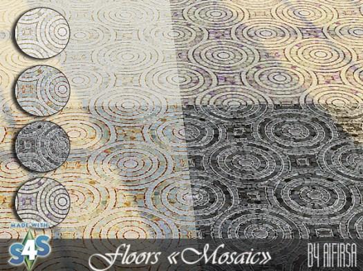 Aifirsa Sims: Flooring