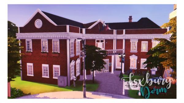 Wiz Creations: Foxbury Dorm