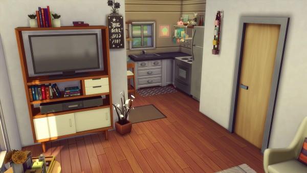 Studio Sims Creation: Daisy House