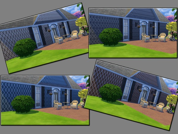 The Sims Resource: Solid Siding Crossed Over bymatomibotaki