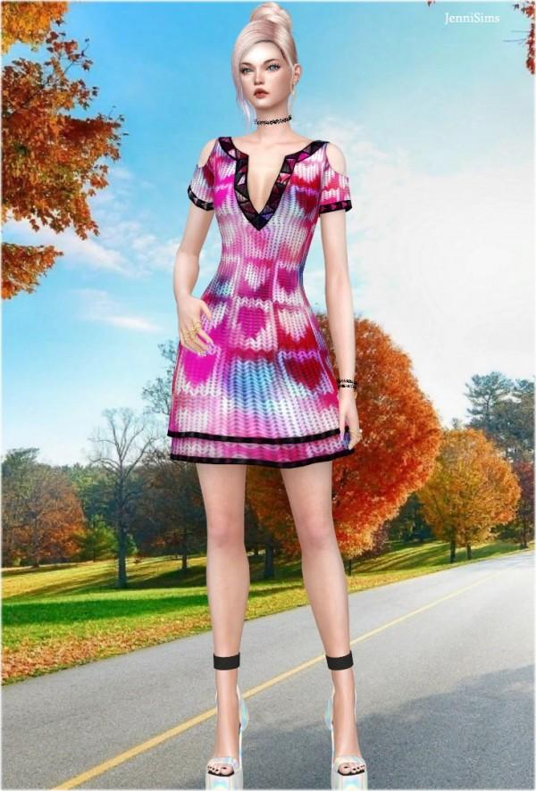 Jenni Sims: Dress Singer Florence
