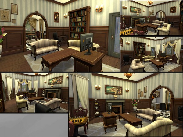 The Sims Resource: Bit of Sunshine house by
