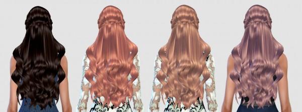 Hoanglap Sims: ThanhHa Hair