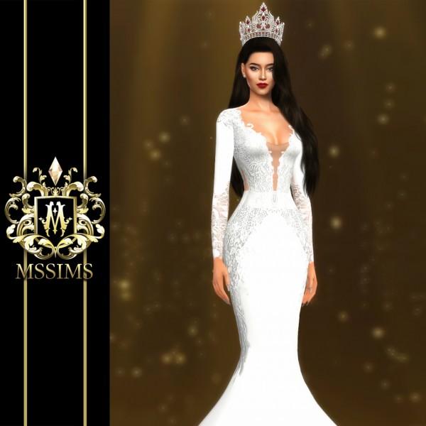 MSSIMS: Swan Diamond Crown