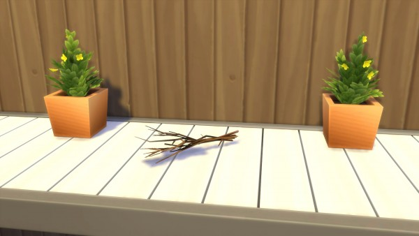 Mod The Sims: Twigs Thermostat by Teknikah