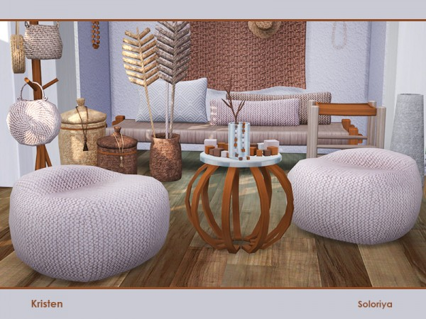 The Sims Resource: Kristen by soloriya