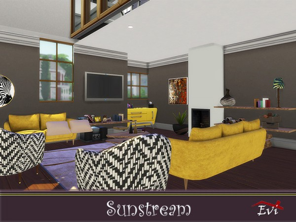 The Sims Resource: Sunstream house by evi