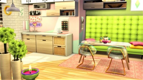 Agathea k: Small Juicy Kitchen