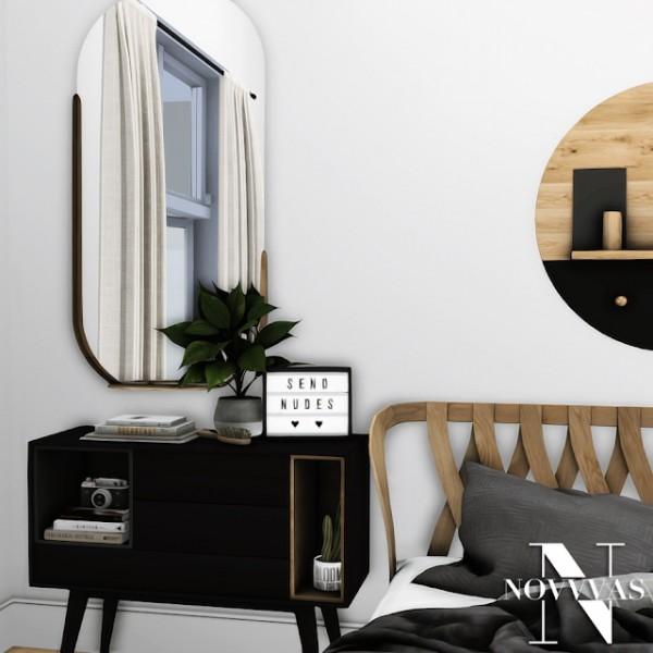NOVVAS: Random Bedroom set