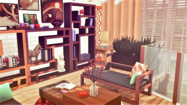 Agathea k: 2 Floor Modern LivingSpace