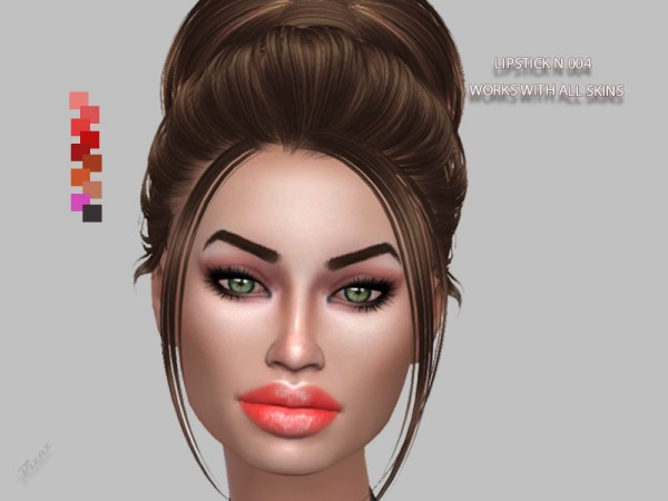 The Sims Resource: Lipstick 004 by pizazz