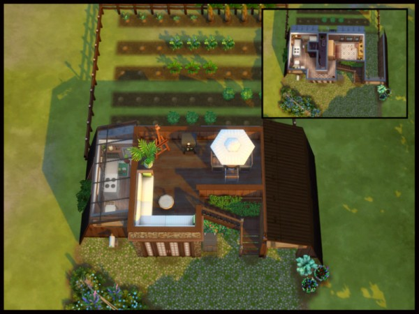 The Sims Resource: Minnie House by sparky
