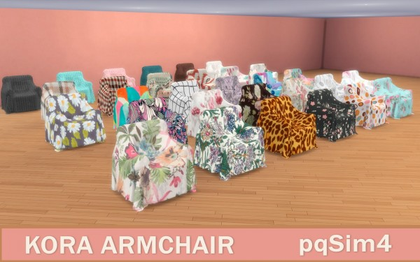 PQSims4: Armchair Kora