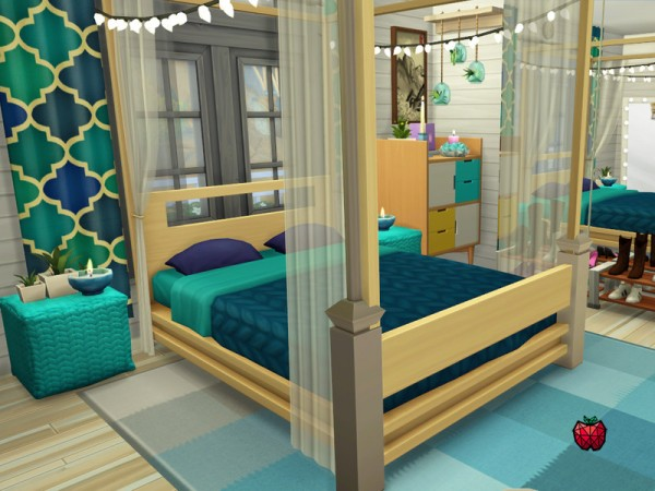 The Sims Resource: Rosana House   no cc by melapples