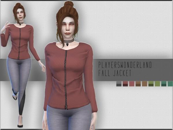 Players Wonderland: Fall Jacket