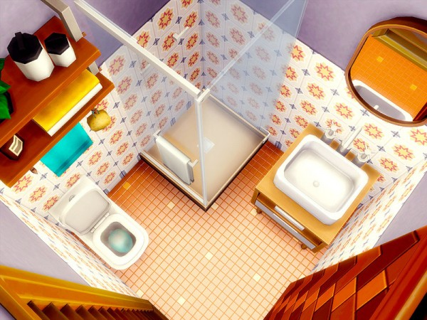 The Sims Resource: Tiny Sulani Starter   Nocc by sharon337