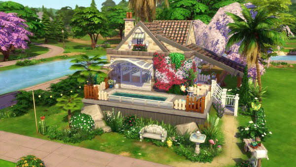 Studio Sims Creation: Crackers House