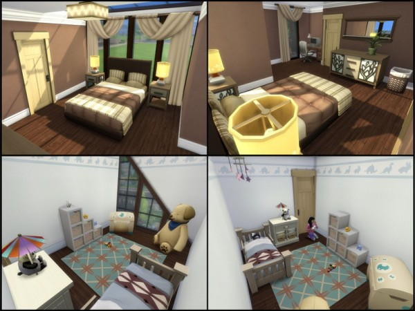 The Sims Resource: Sassy House by sparky