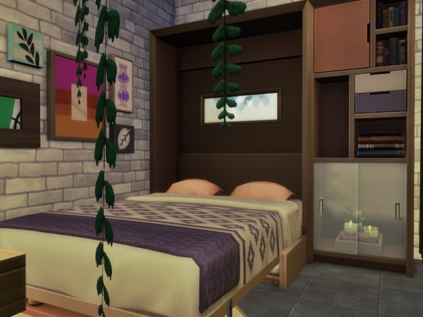 The Sims Resource: Minima House by marychabb