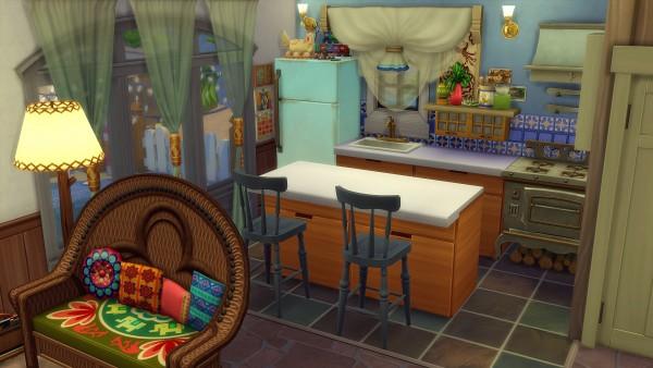 Studio Sims Creation: Crackers House