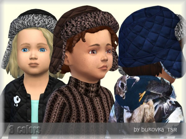 The Sims Resource: Winter Hat by bukovka