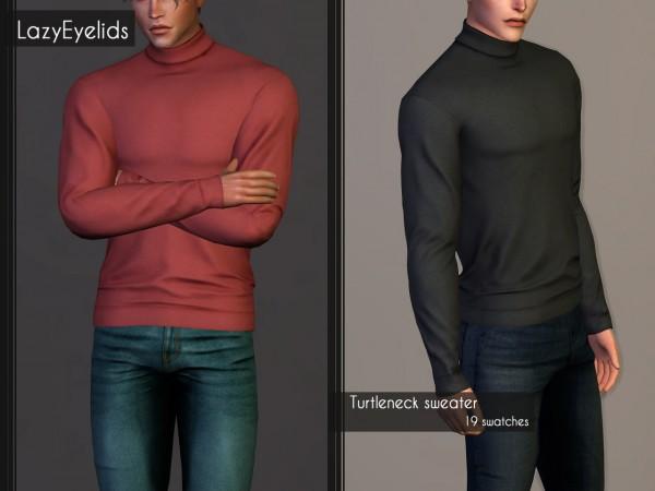 Lazyeyelids: Open Coat and Sweaters