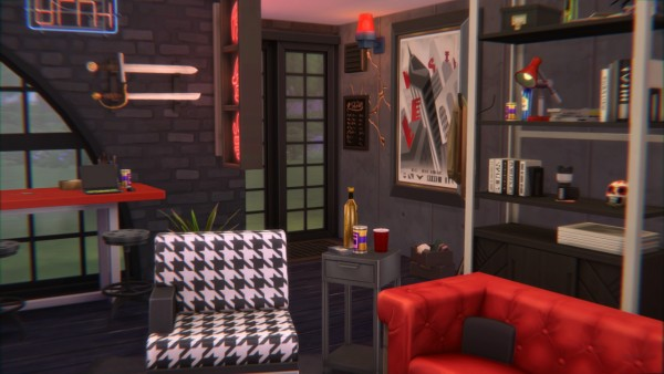Catsaar: Punk Living Room