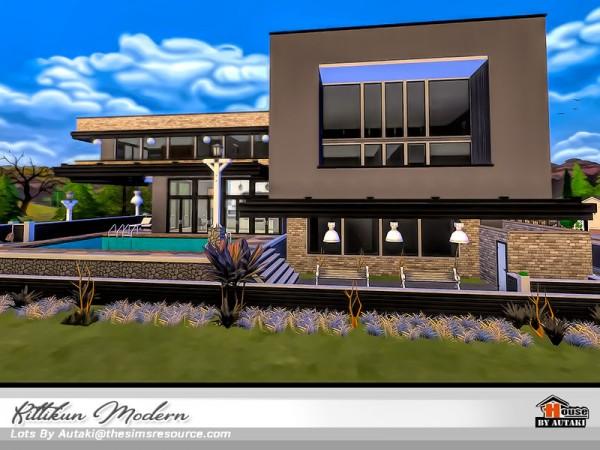 The Sims Resource: Kittikun Modern by autaki