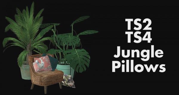 Riekus13: Jungle pillows