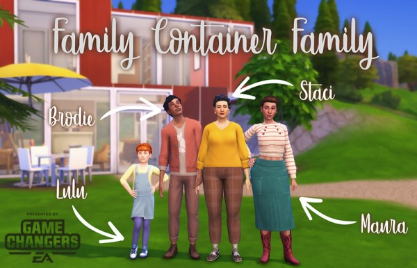 Miss Ruby Bird: Tiny Living Family