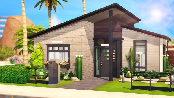 Aveline Sims: Luxurious tiny house
