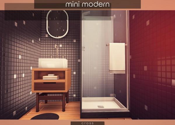 Cross Design: Mini Modern