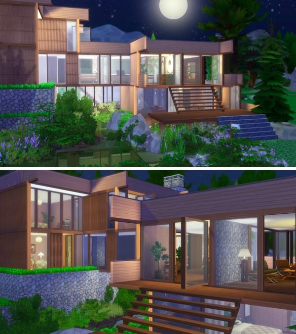 Gravy Sims: Modern Lodge
