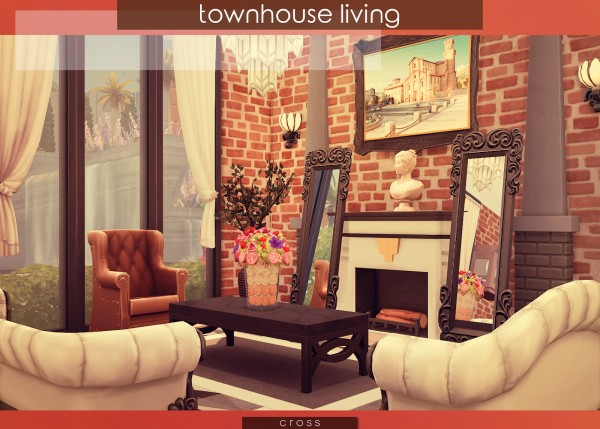 Cross Design: Townhouse Living