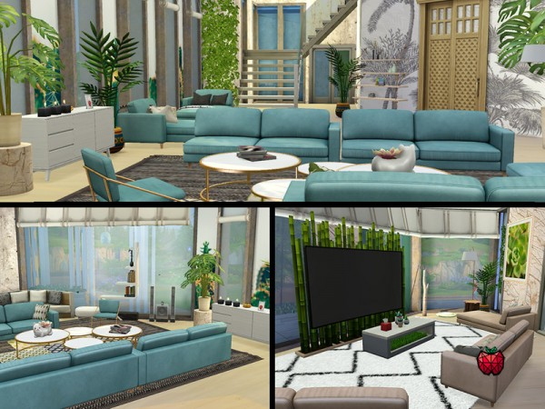 The Sims Resource: Clara House by melapples