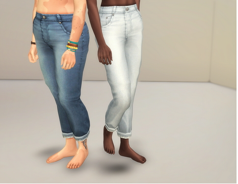 Rusty Nail: Vintage jeans 2F