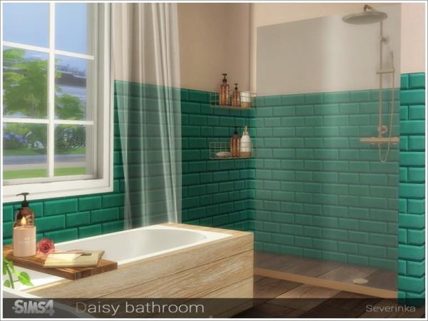 The Sims Resource: Daisy bathroom by Severinka